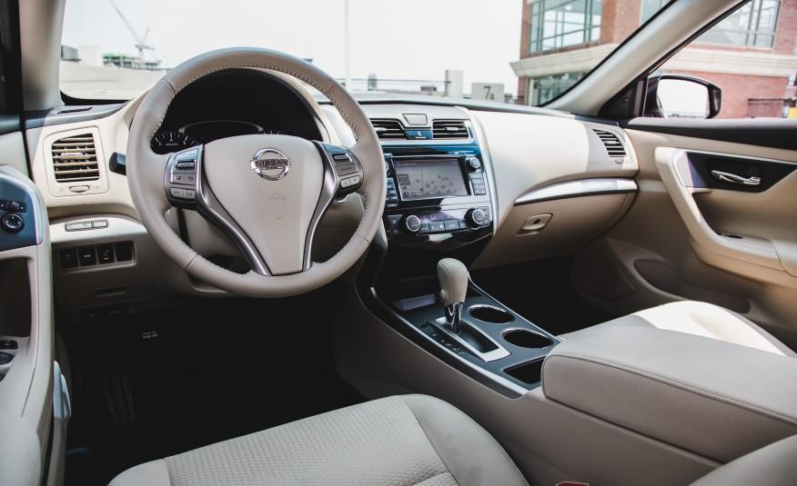 Welcome The New 2015 Nissan ALTIMA SEDAN 10