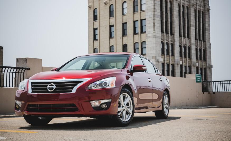 Welcome The New 2015 Nissan ALTIMA SEDAN 5