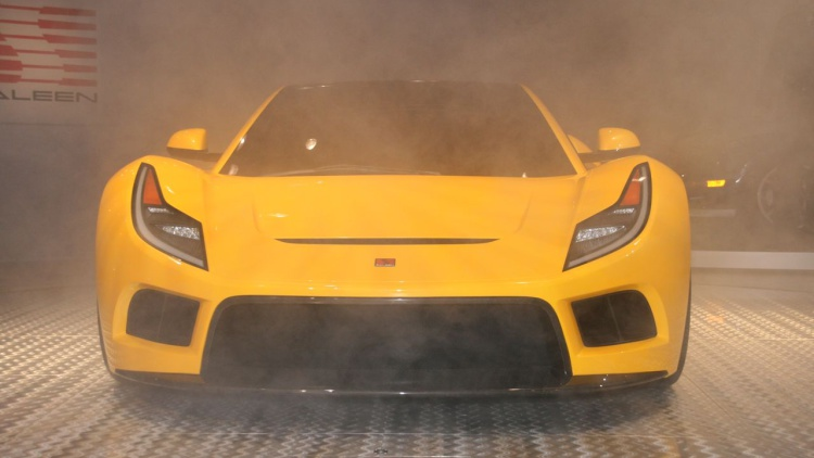 You Can Now Own The Rights Of The Saleen S7, S7R & S5S Raptor 4