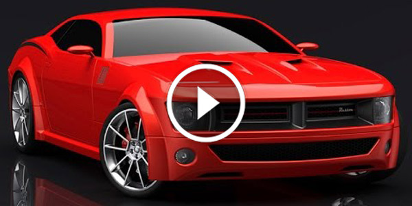 Take a First Look At 2015 DODGE BARRACUDA SRT