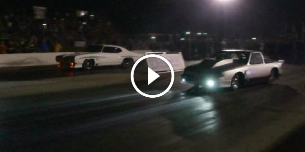 Big Chief racing With His Crow VS John Doe 141