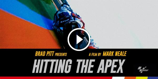 MOTOGP Film HITTING THE APES Trailer Is REVEALED! Brad Pitt 4123