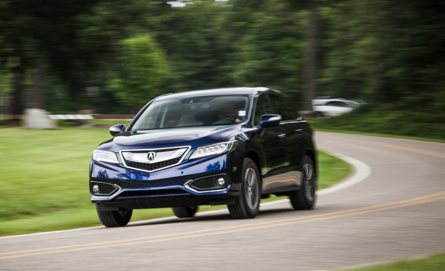 Meet The 2016 ACURA RDX AWD 2