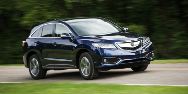 Meet The 2016 ACURA RDX AWD 46