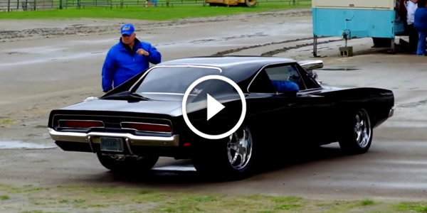 Check Out The Ken Block S 1969 Dodge Super Charger