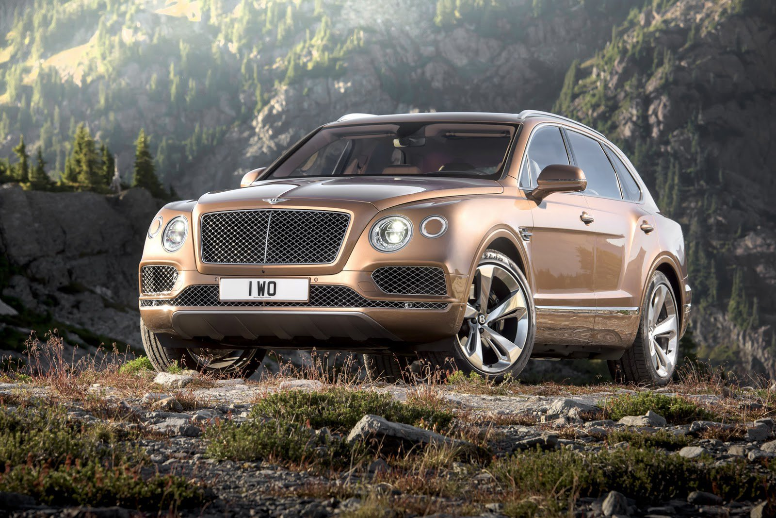 bentley bentayga the fastest most powerful most luxurious suv in the world 9 muscle cars zone. Black Bedroom Furniture Sets. Home Design Ideas
