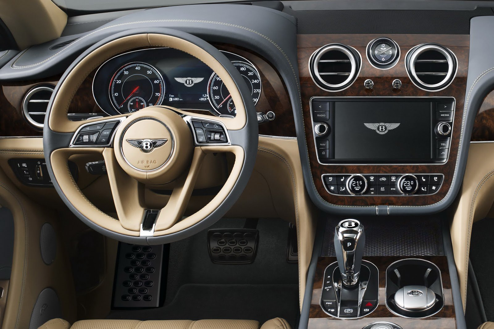 BENTLEY BENTAYGA The FASTEST, MOST POWERFUL & MOST LUXURIOUS SUV In The World 9