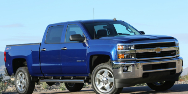 Chevrolet Updates The New Silverado! The HD Can Tow Up To 23 200 Pounds 156