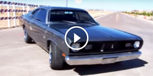 1970 PLYMOUTH DUSTER PRO TOURING