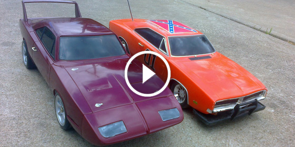 The Fast Furious Charger Daytona Vs The Dukes Of Hazzards General