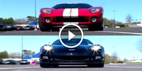 C6 Z06 Vs Ford Gt Chevy Corvette Archives Page 9 Of 25 Muscle Cars Zone