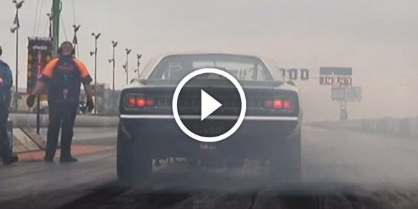 850hp Dodge Coronet S4S Global Drag Racing League