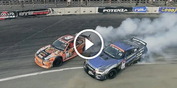 D1GP OSAKA DRIFT 2015 by TOYO TIRES