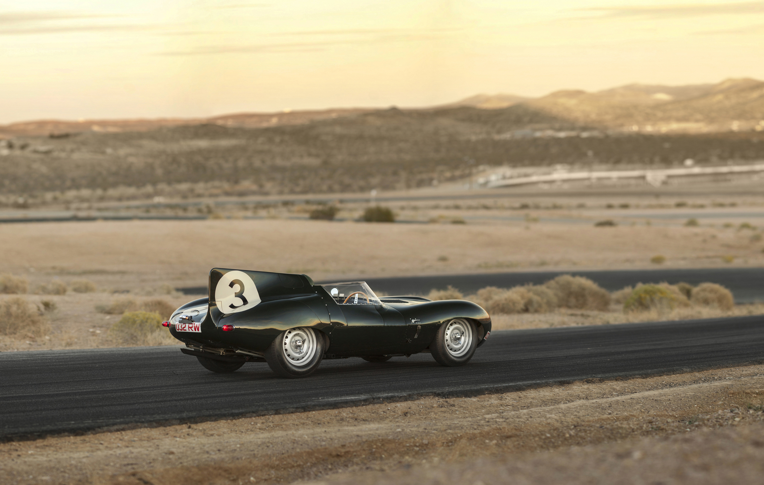 1956 Jaguar D Type To Be Auctioned In January 2016 11