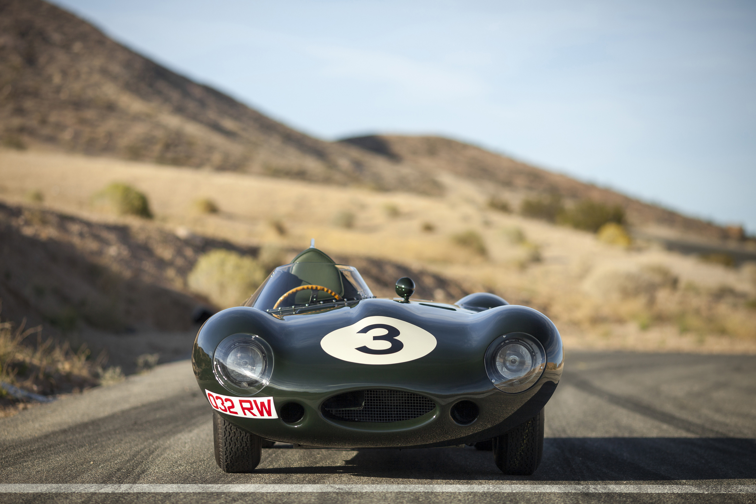1956 Jaguar D Type To Be Auctioned In January 2016 7