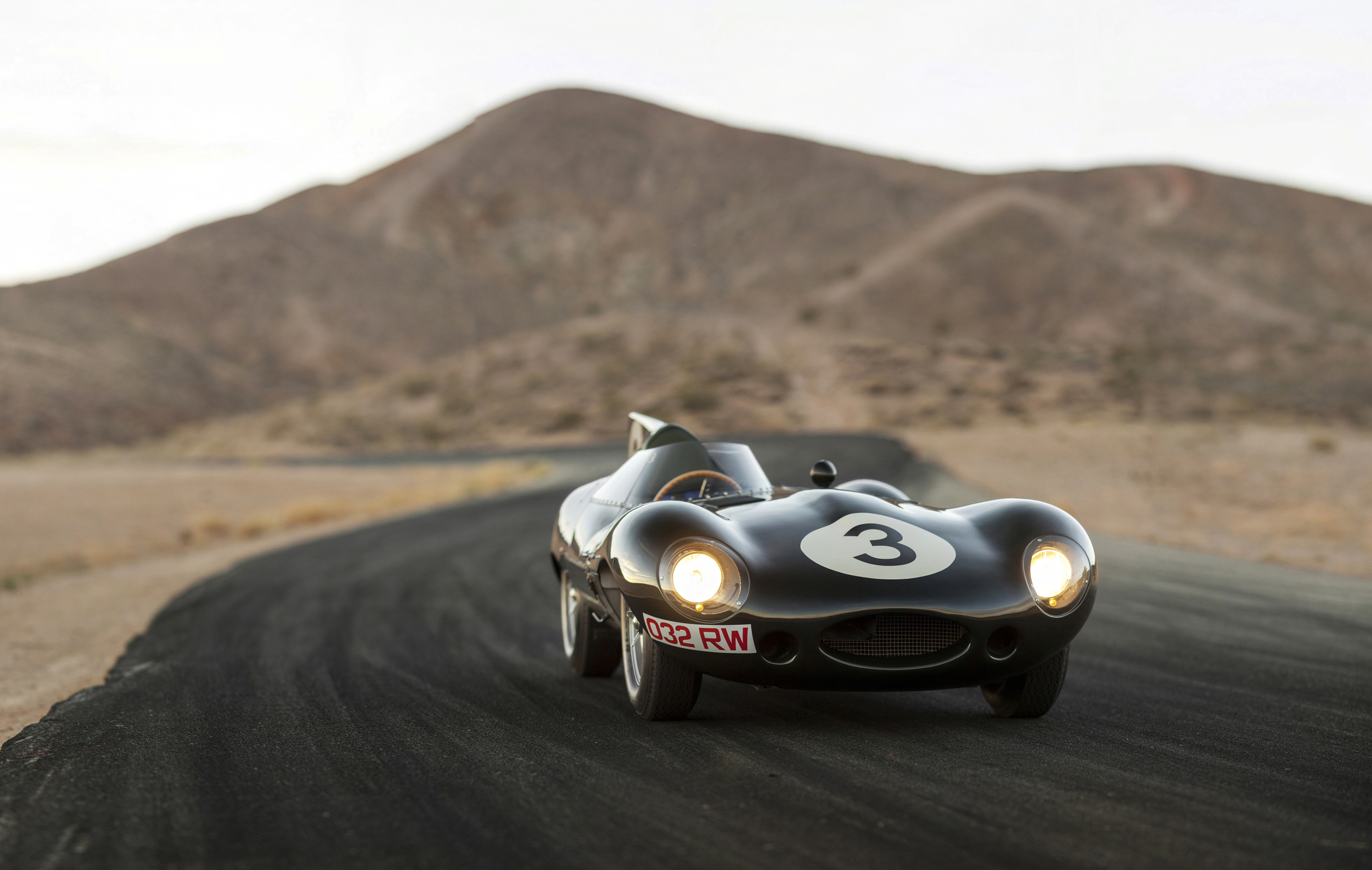 1956 Jaguar D Type To Be Auctioned In January 2016 8