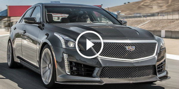 new CADILLAC CTS V Family Sedan With A Corvette Z06 Engine 21
