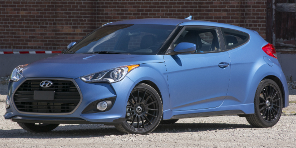 2016 Hyundai Veloster Turbo Rally Limited Edition cover