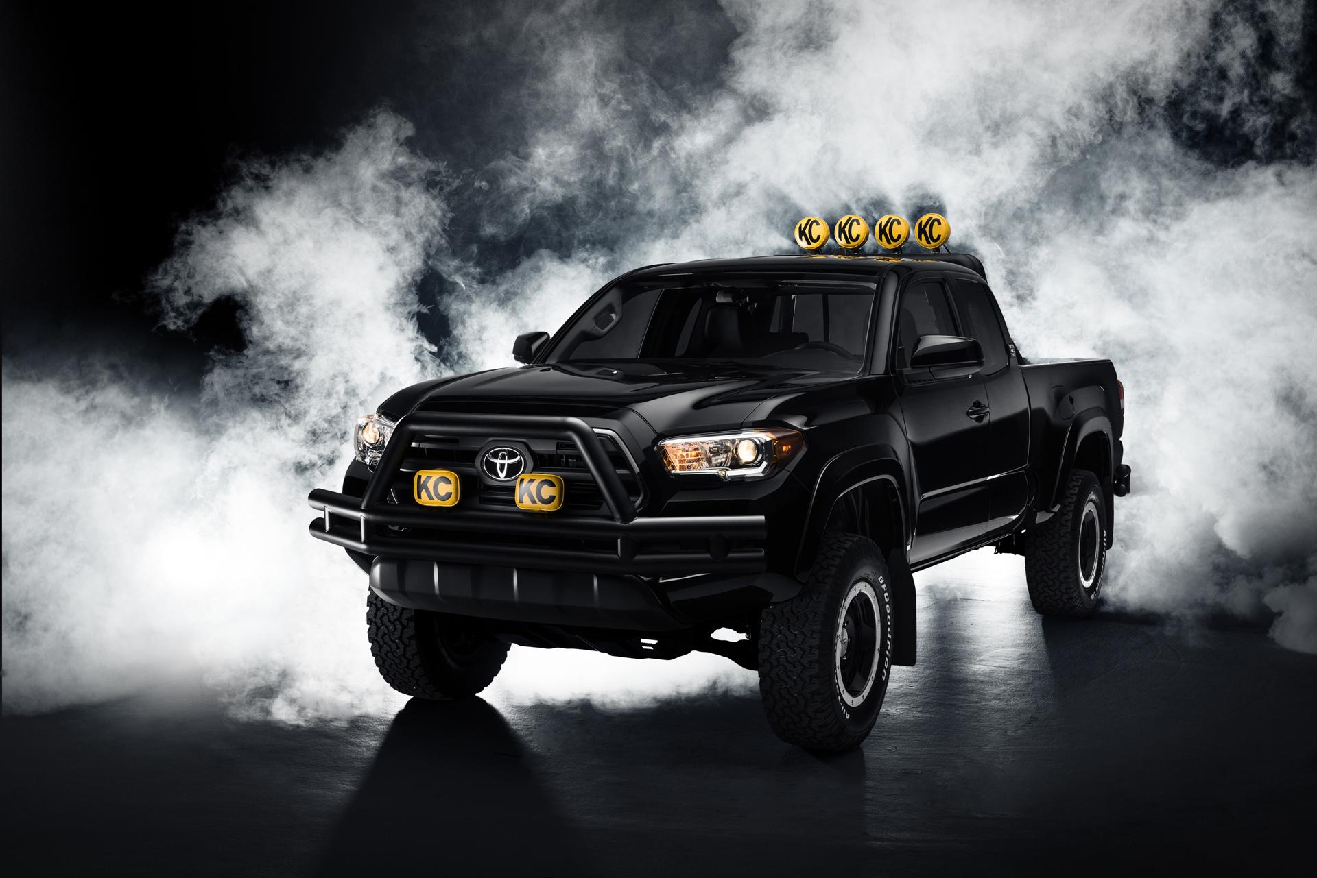 Amazing BTTF Toyota Tacoma Concept 1
