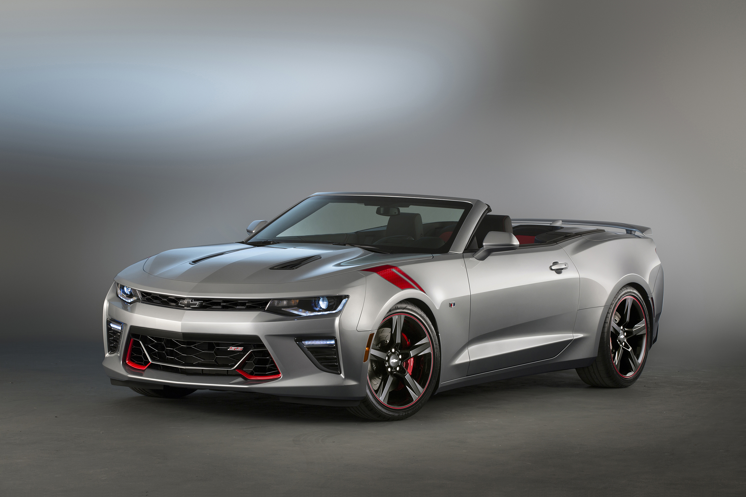 Camaro SS Concepts For SEMA 2015 3