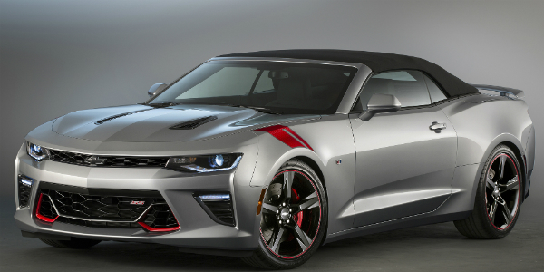 Special CAMARO SS Concepts For SEMA 2015 cover