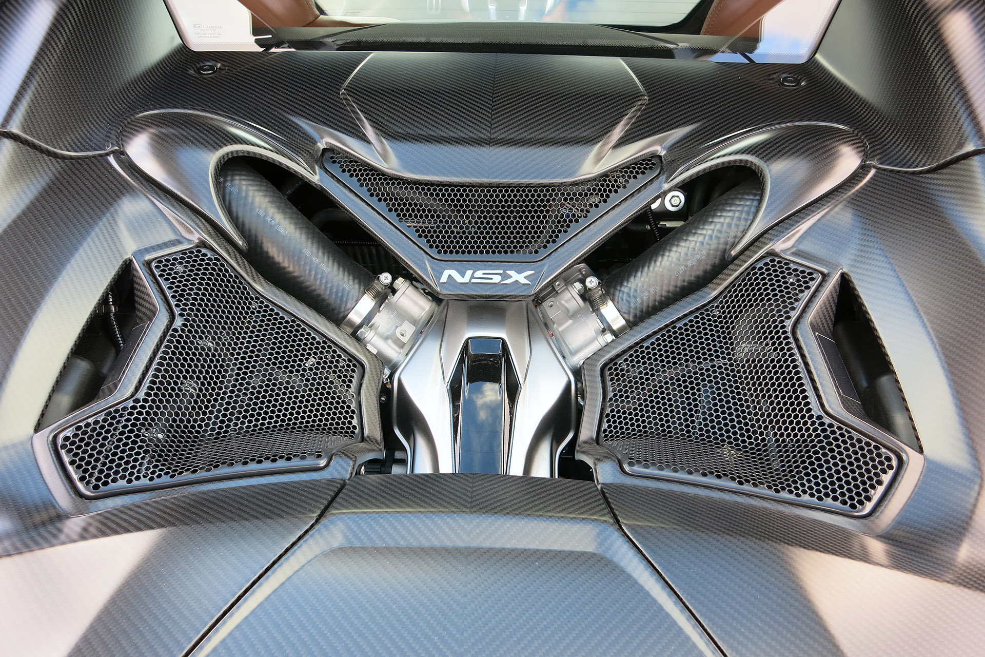 Extremely Complexed 2017 Acura NSX 7