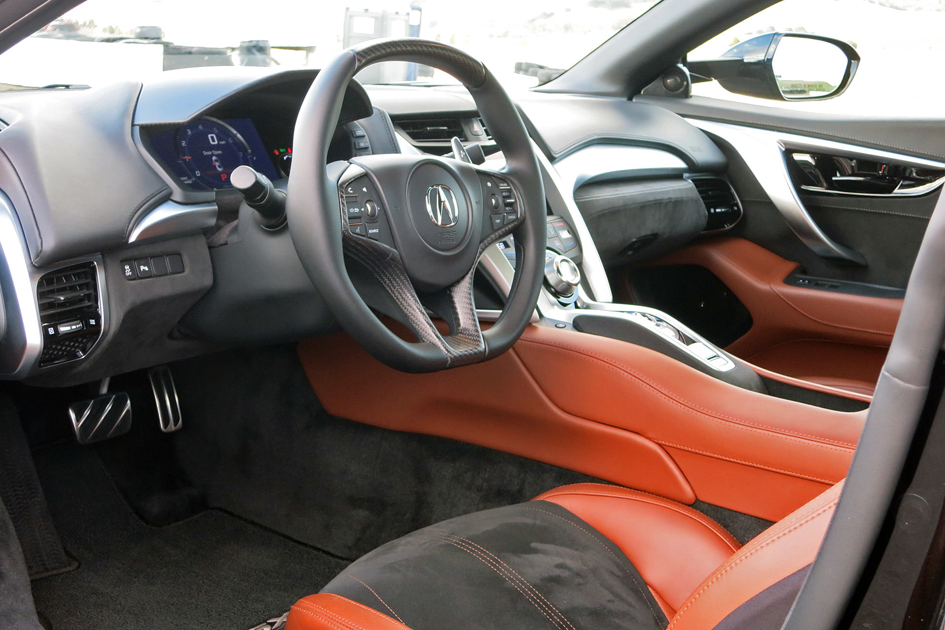 Extremely Complexed 2017 Acura NSX 9