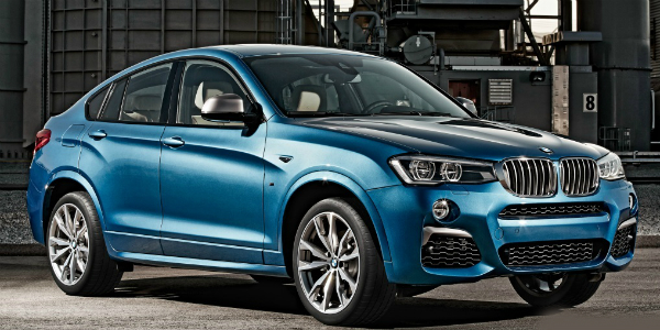 FIRST PHOTOS Of The 2017 BMW X4 M40i 632