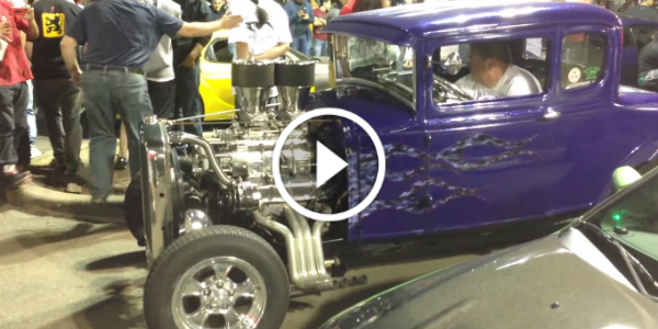 IMPORT Vehicles Were Revving Their Engines But This V8 HOT ROD SILENCED Them 14