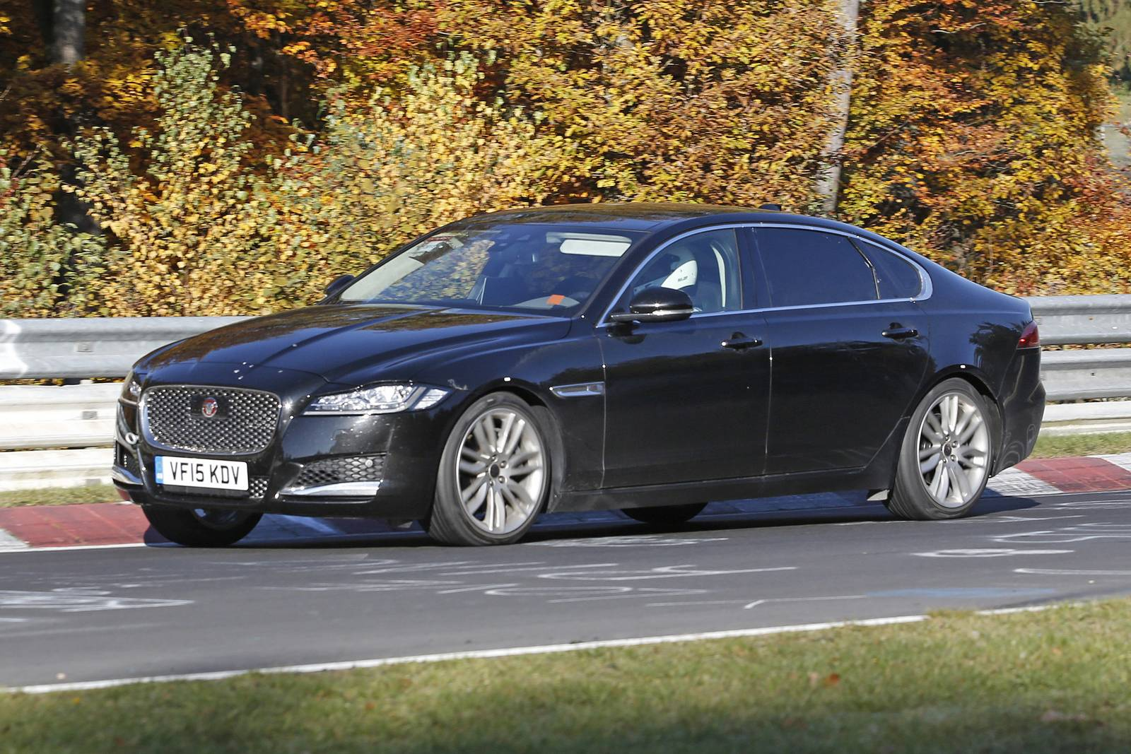 Jaguar XF L Only For China 1