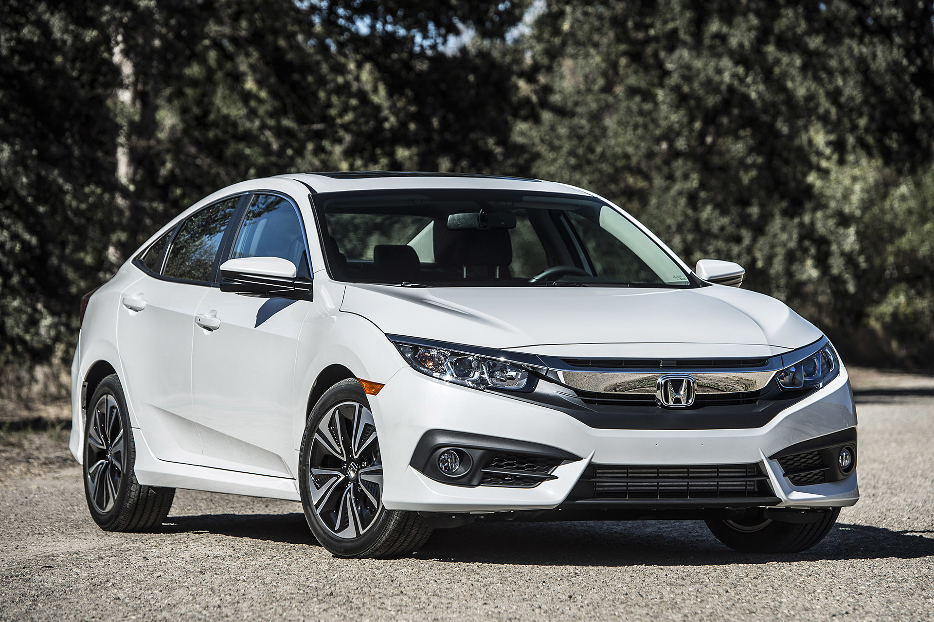 New 2016 Honda Civic Two Engine Types 1 - Muscle Cars Zone!