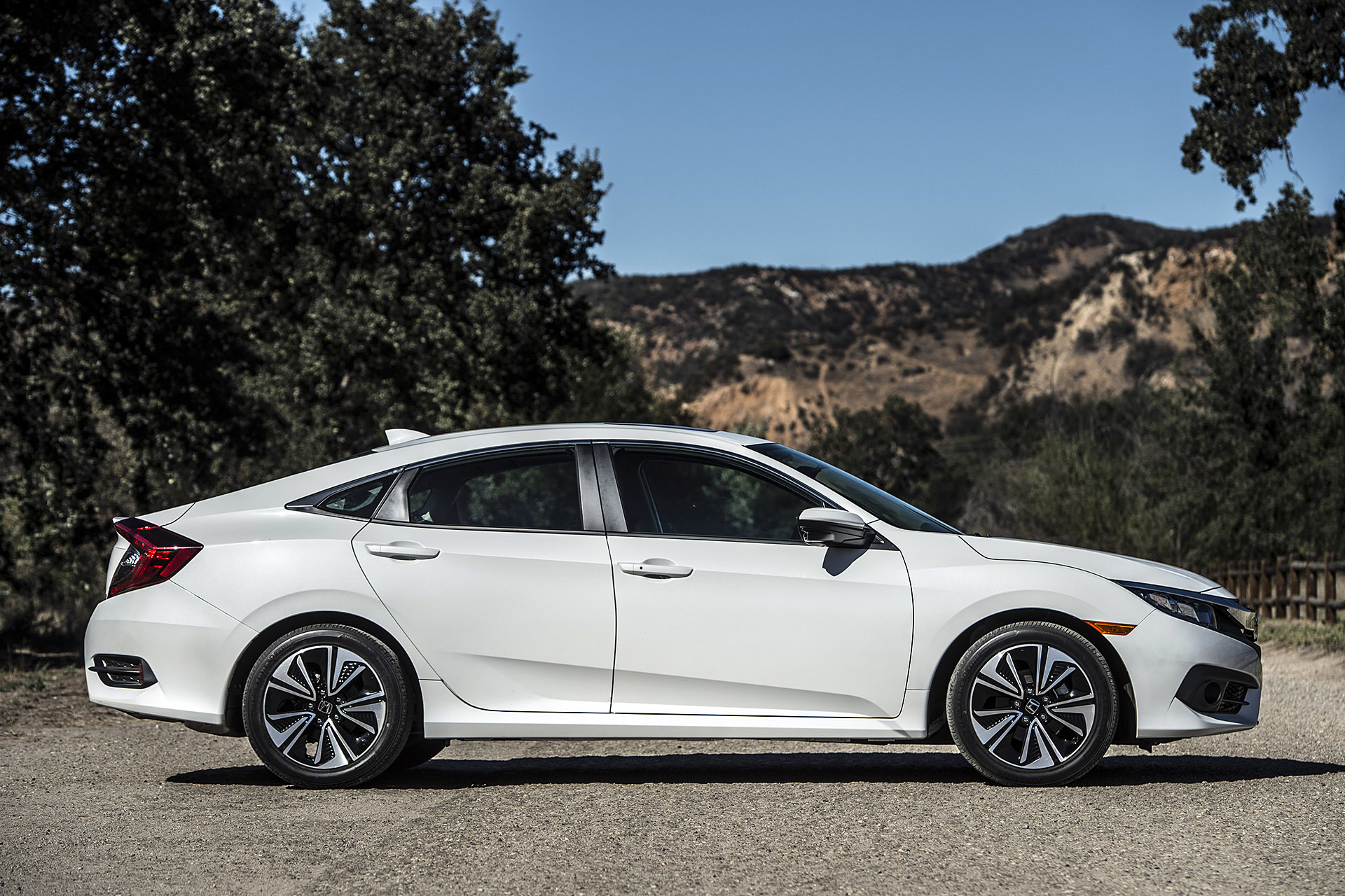 New 2016 Honda Civic Two Engine Types 5 - Muscle Cars Zone!