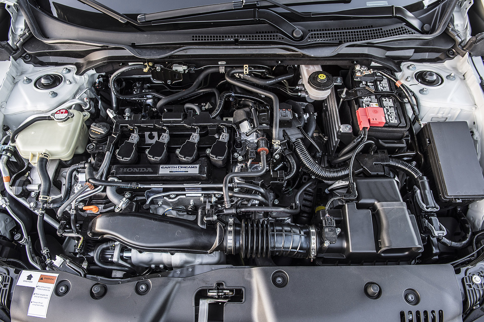New 2016 Honda Civic Two Engine Types 2 - Muscle Cars Zone!