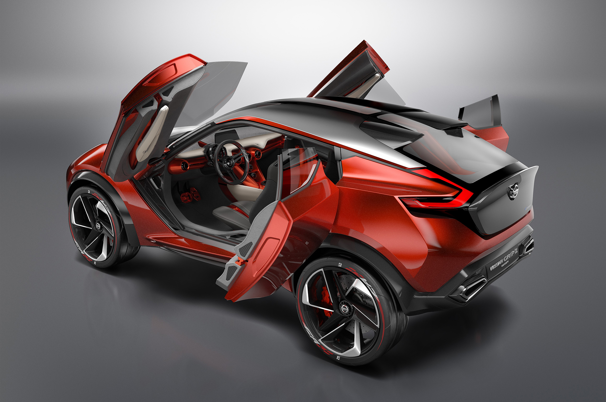 Nissan Gripz Presents The Future Look Of Juke 3