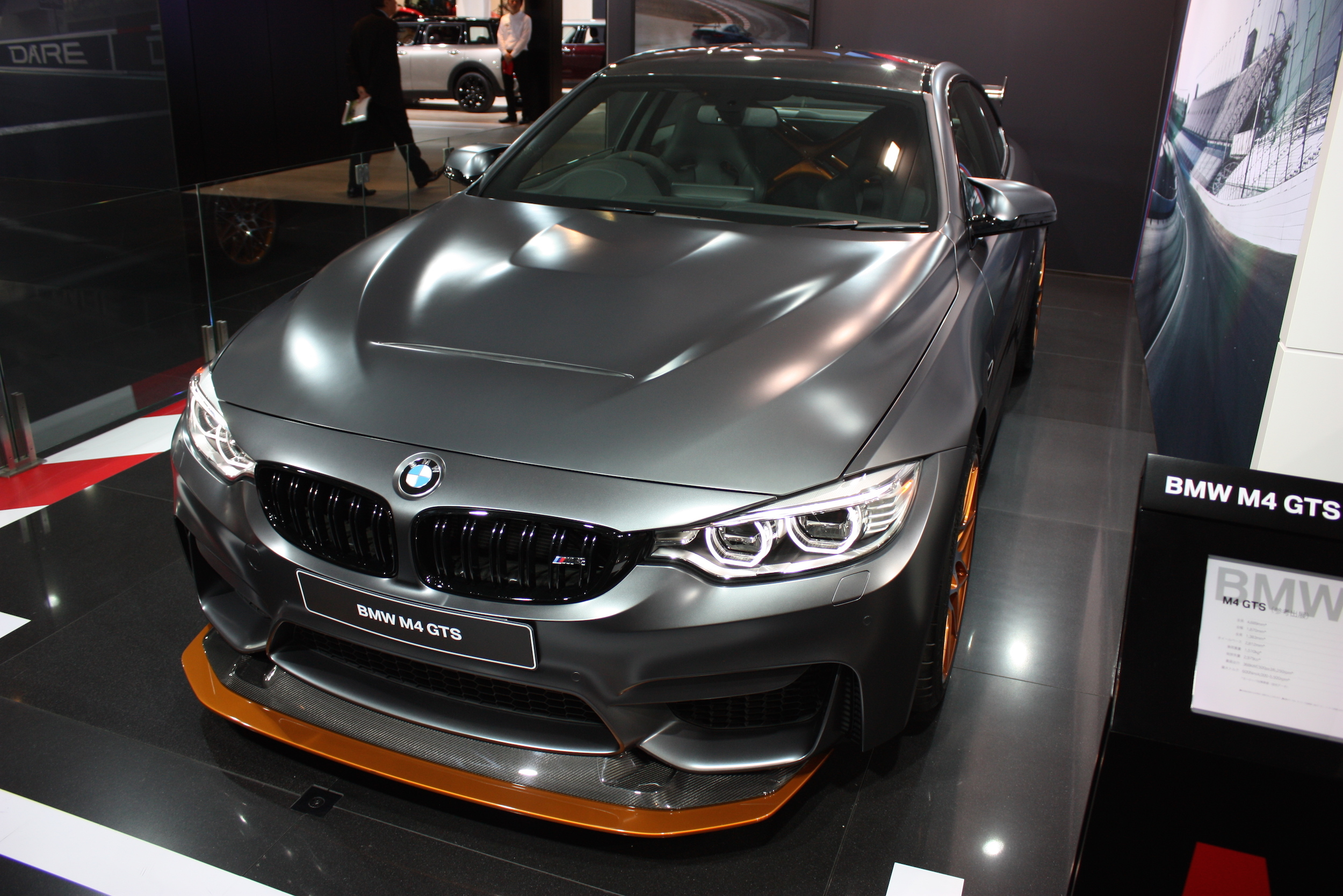 only 300 bmw m4 gts for sale in usa 3 muscle cars zone. Black Bedroom Furniture Sets. Home Design Ideas