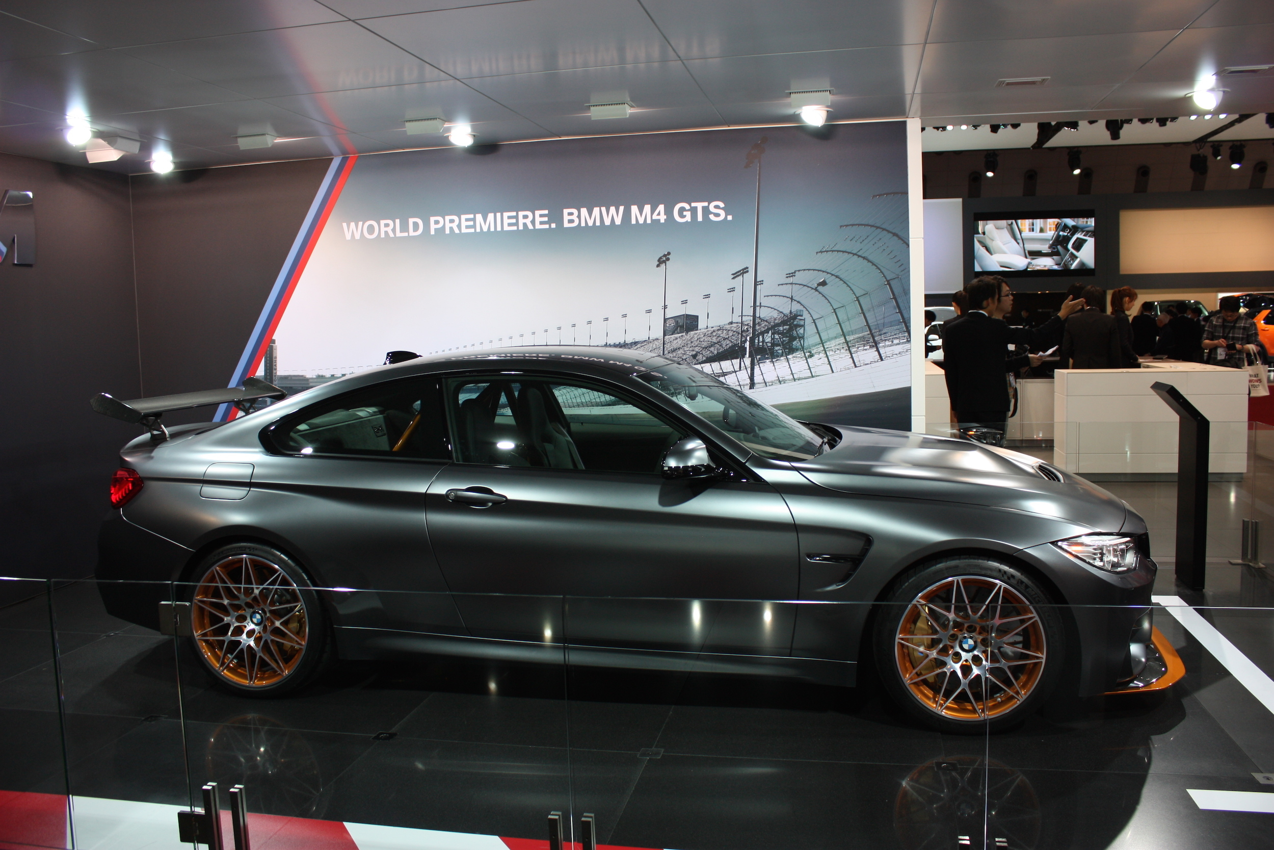 Only BMW M GTS Will Be Sold In The USA Faster And - 300 bmw