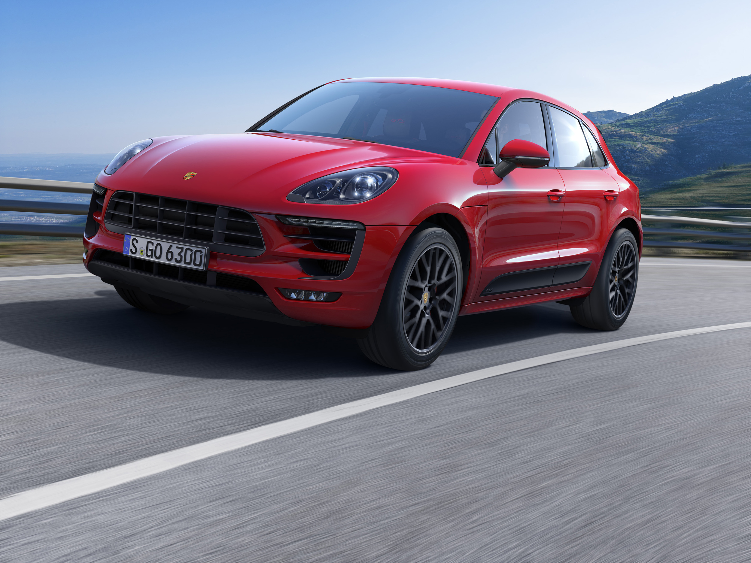 Porsche Macan GTS Available In USA From March 2016 2