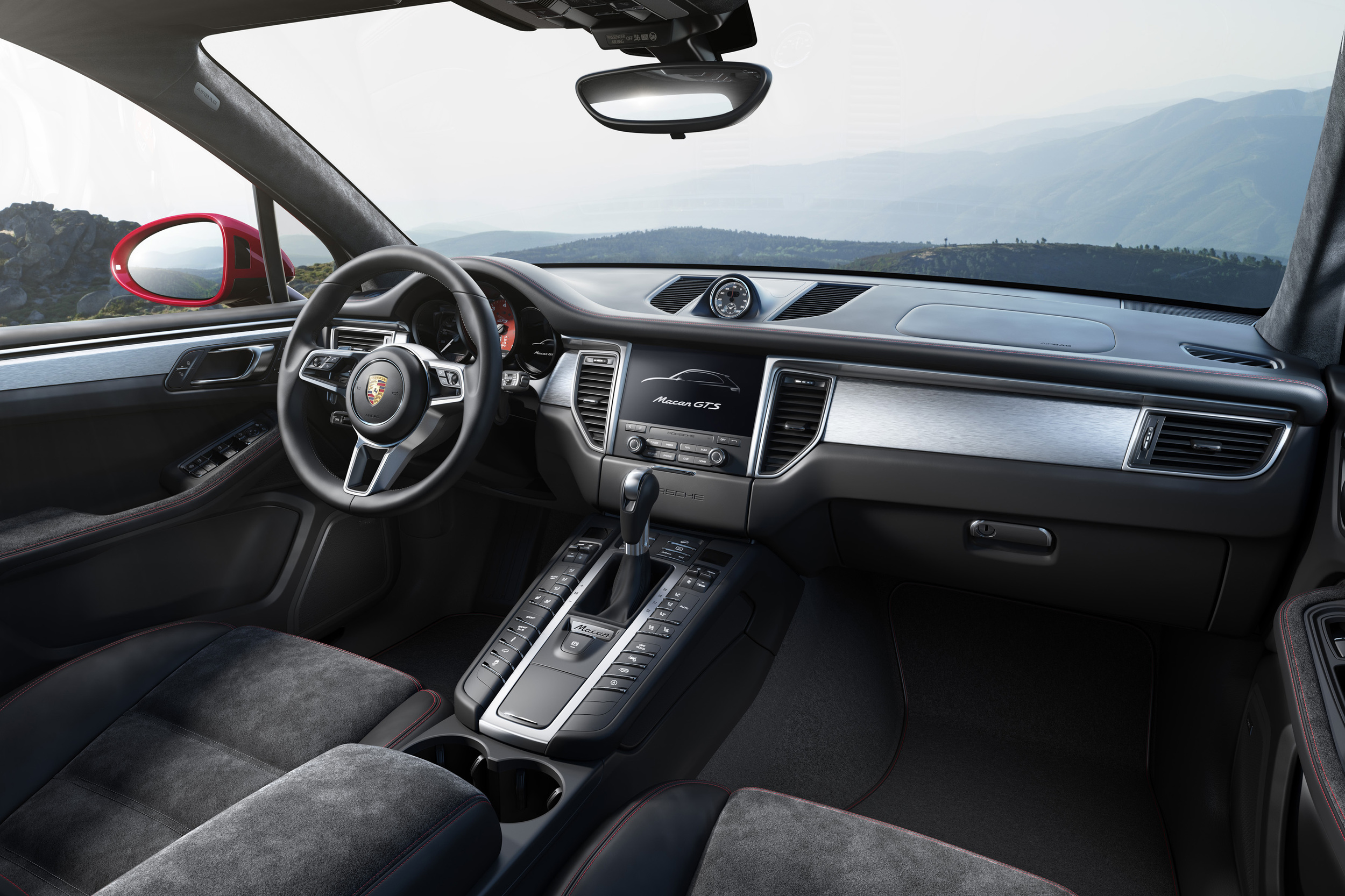 Porsche Macan GTS Available In USA From March 2016 8