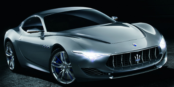 Production Of Maserati Alfieri Postponed Until 2018 cover