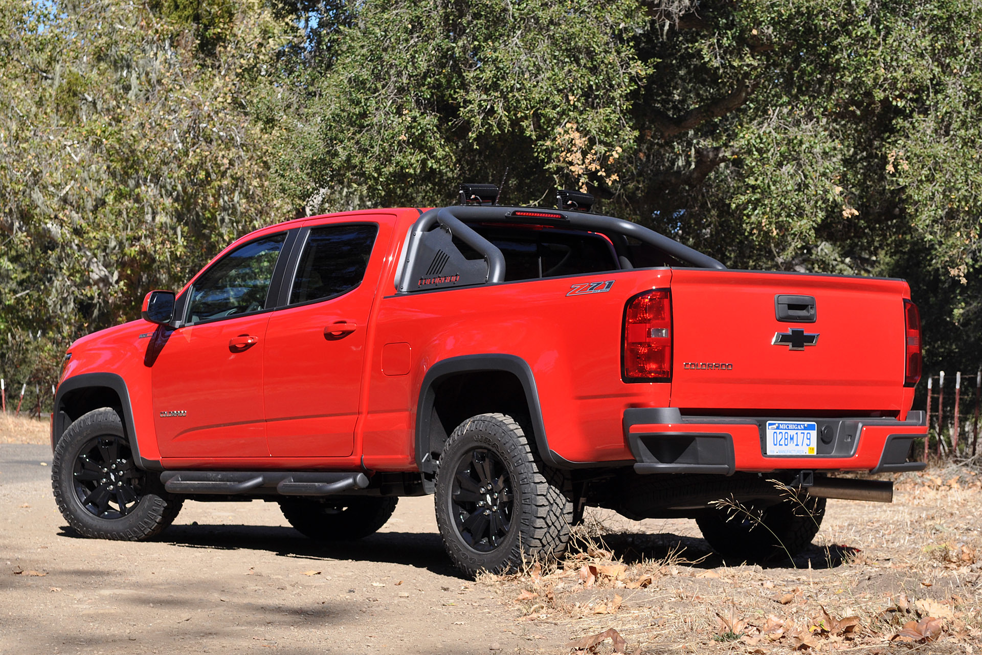 Quiet Powerful 2016 Chevrolet Colorado Diesel 2