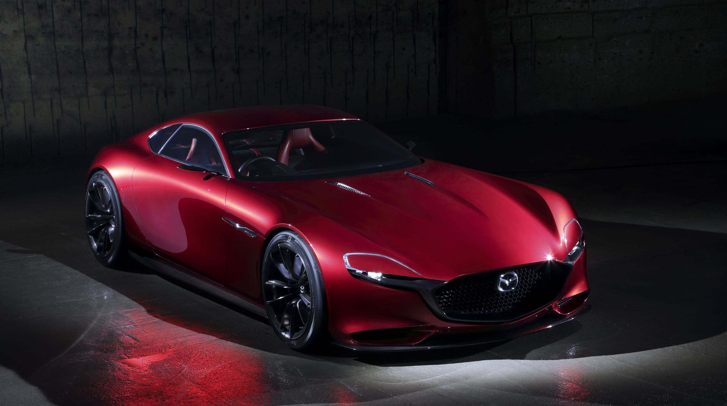 RX-Vision Concept By Mazda Brings The Rotary Back 4