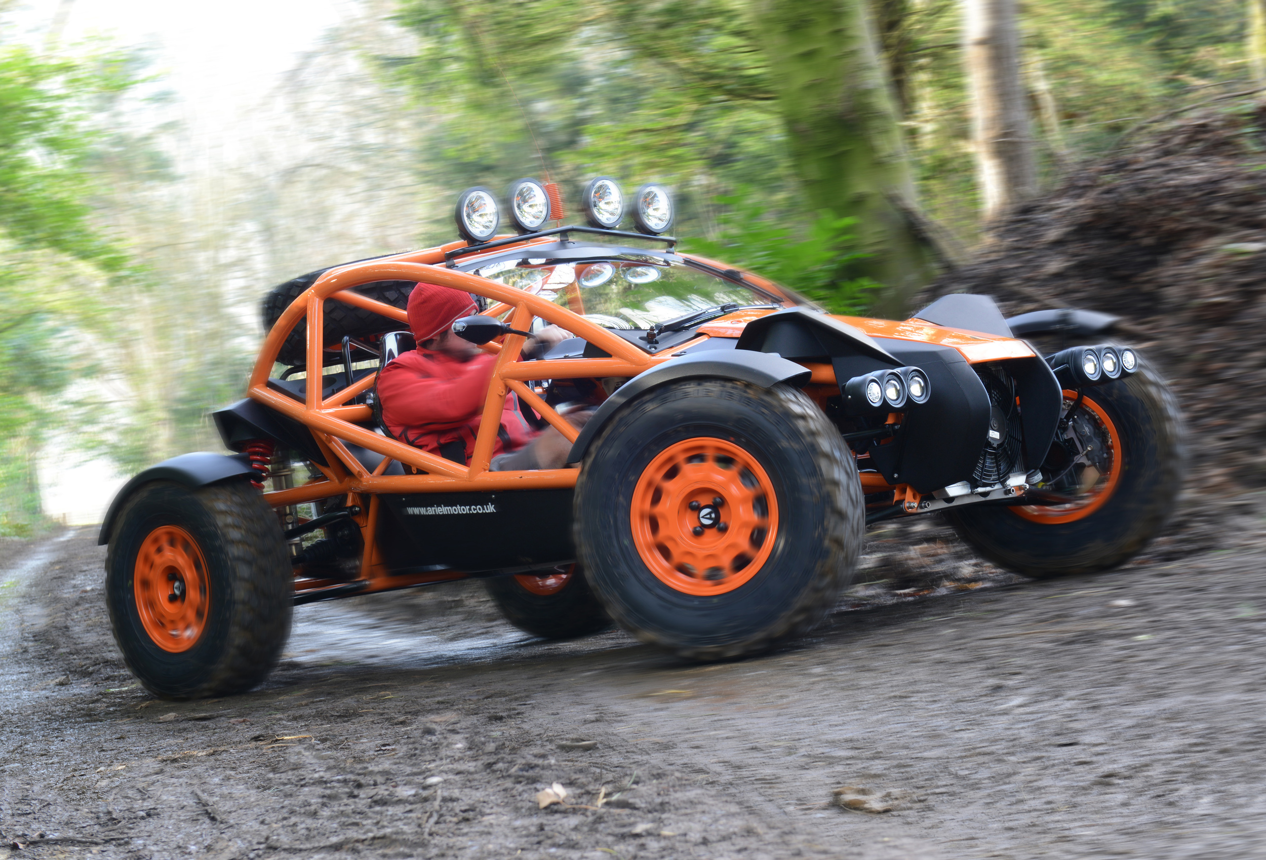 Supercharged Ariel Nomad 10