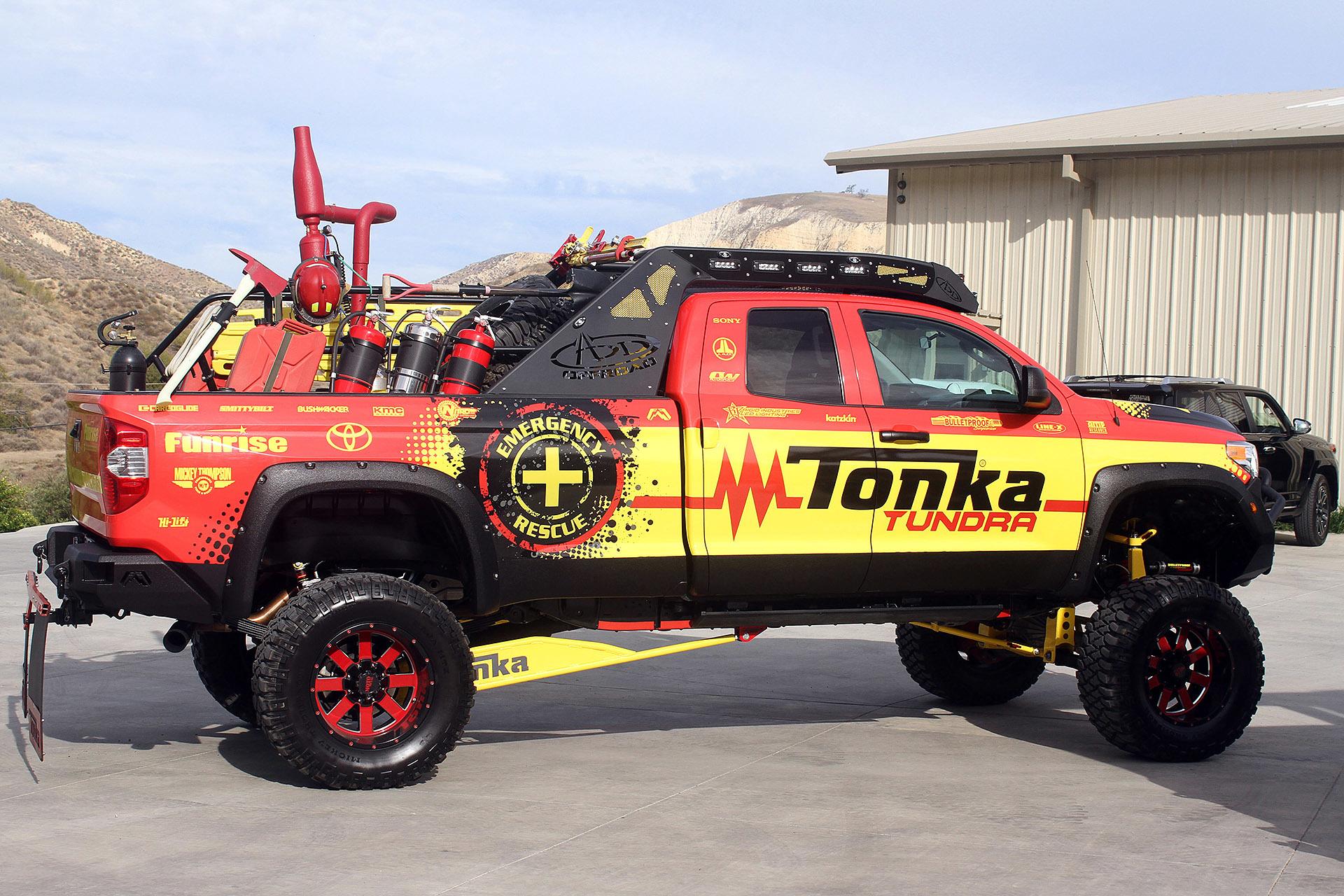 T Rex Tundra Overlander Trucks By Tonka 13