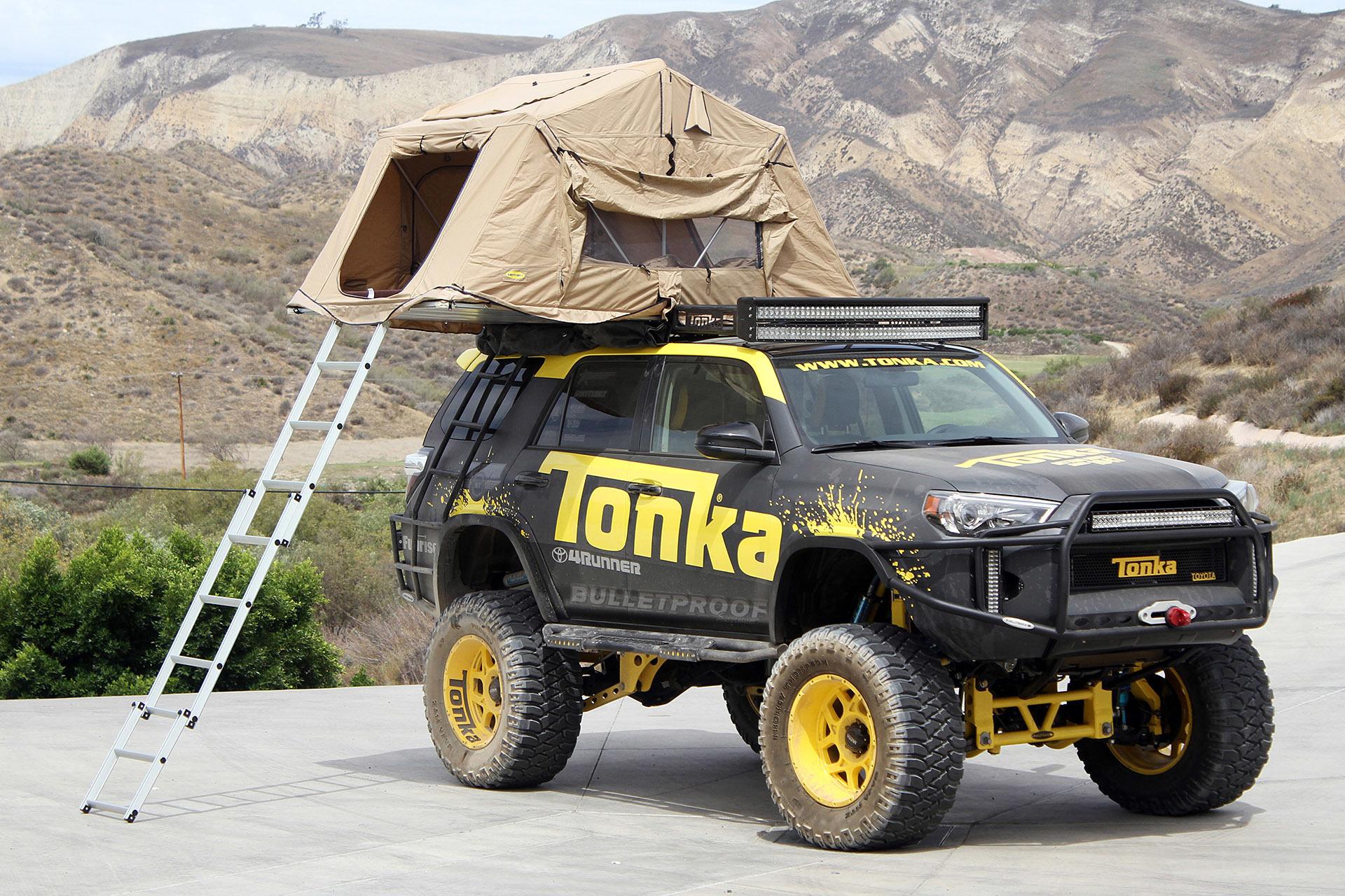 T Rex Tundra Overlander Trucks By Tonka 6