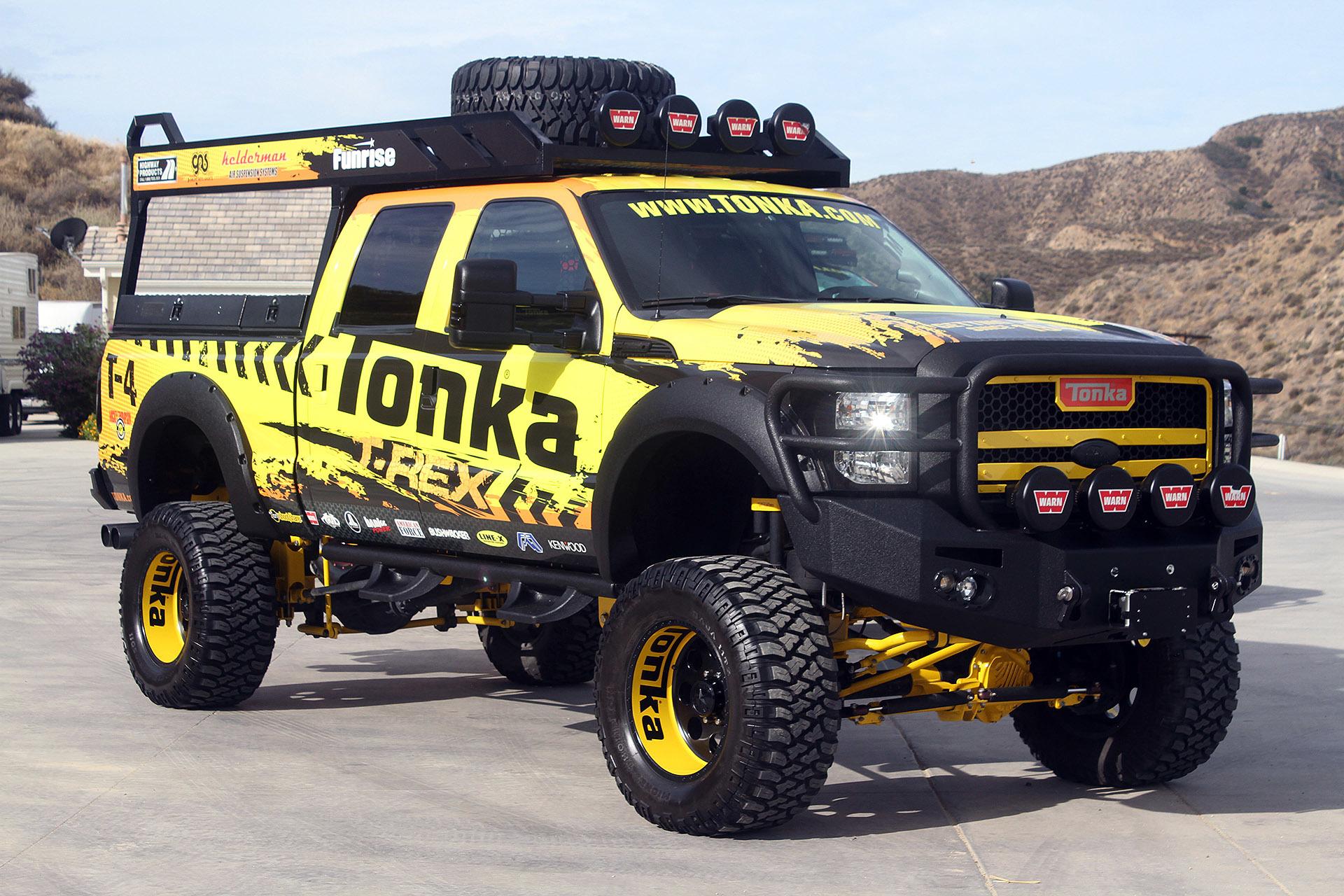 T Rex Tundra Overlander Trucks By Tonka 8