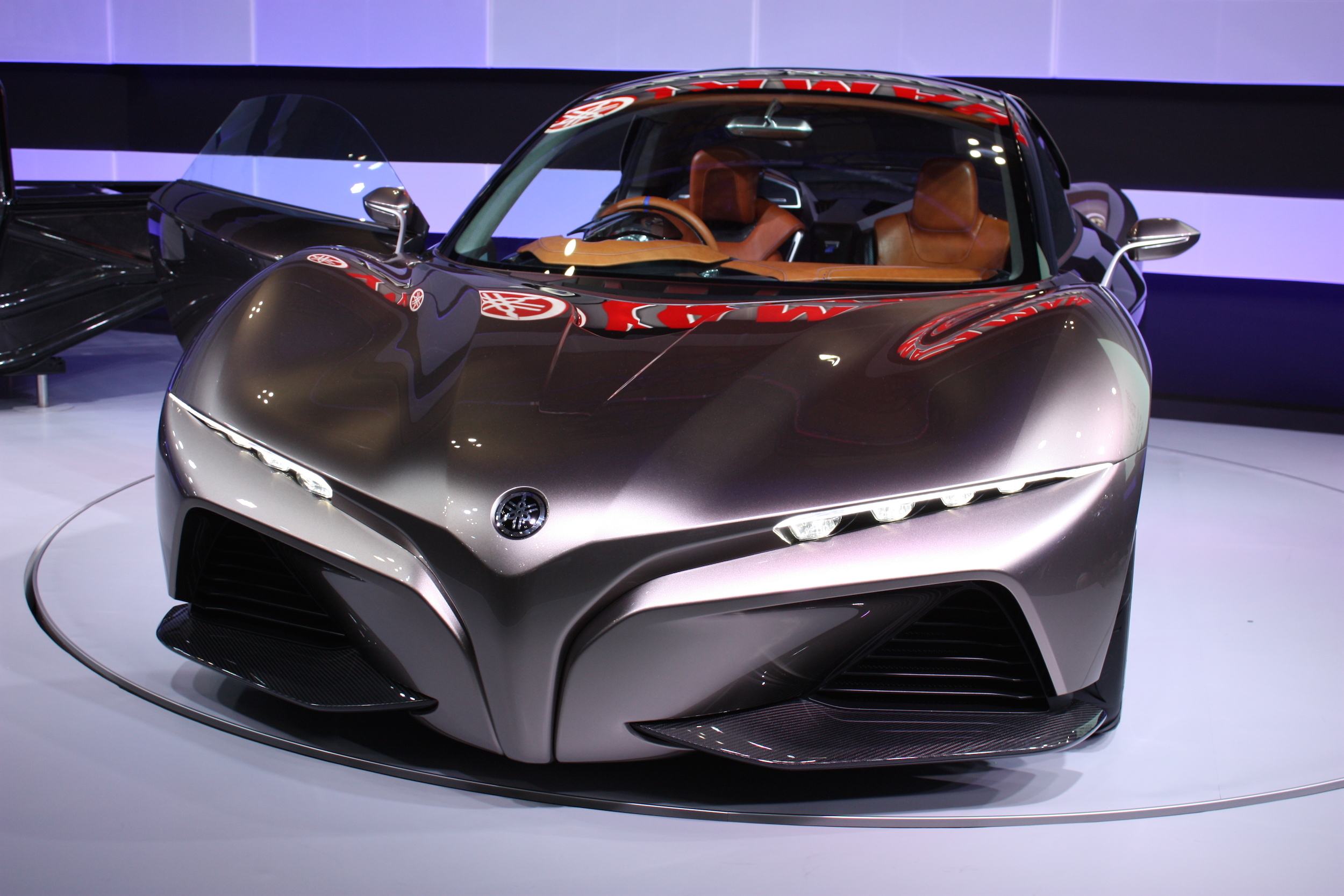 Yamaha Concept Automobile - Sport Ride 3