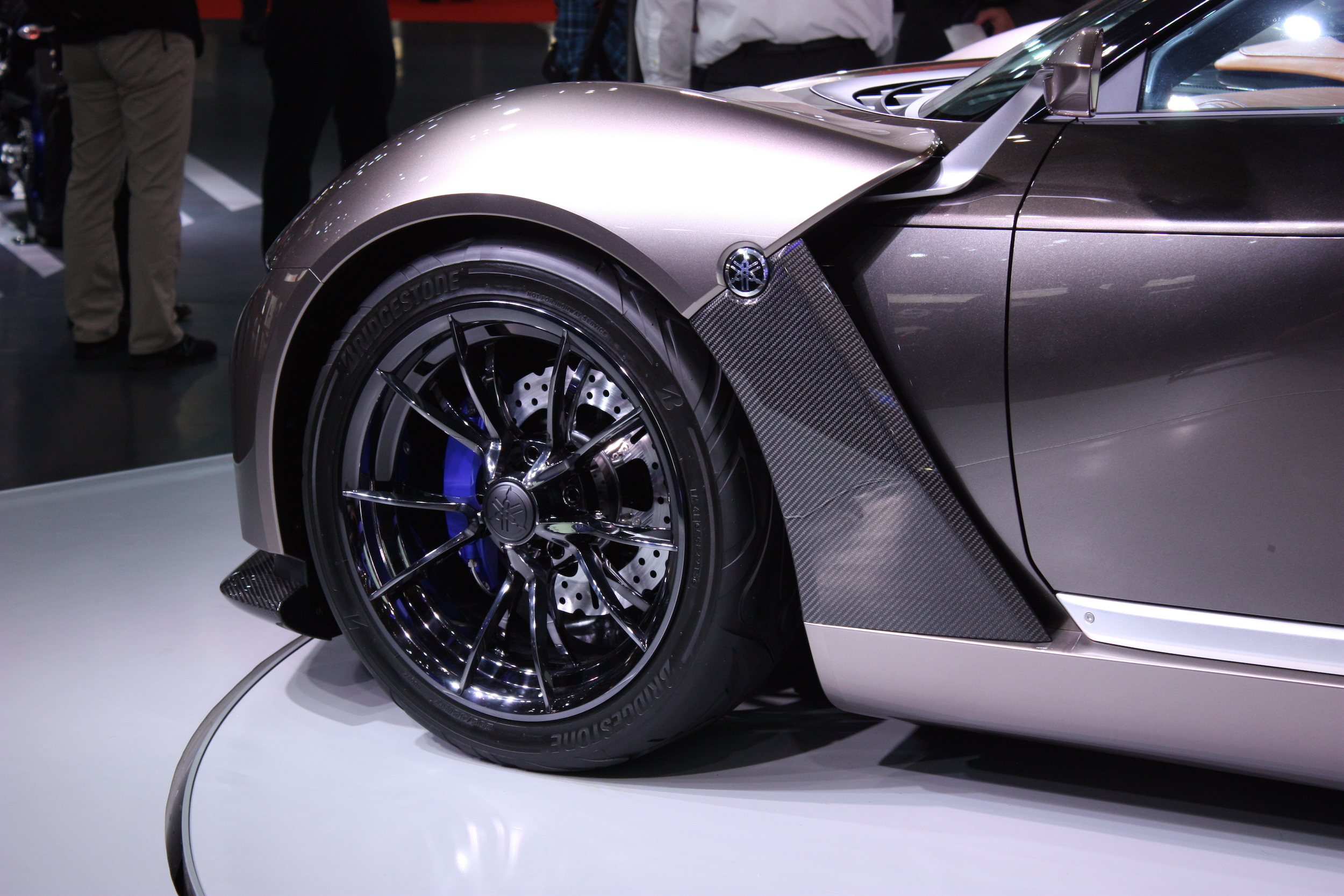 Yamaha Concept Automobile - Sport Ride 5