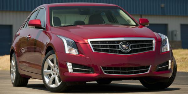 2016 Cadillac Model v6 ats awd TN