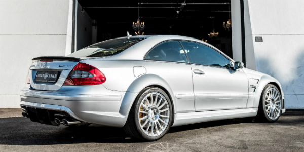 mercedes benz spain CLK63 AMG Black Series thmbnail