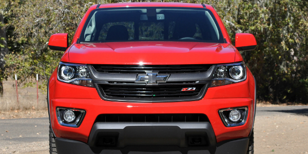 Eco Truck of the year 2016 chevrolet chevy TN
